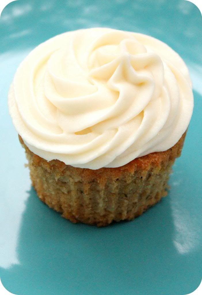 vegan lemon coconut zucchini cupcakes and lemon cream ...