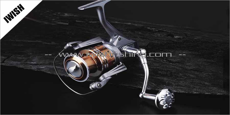 Cheap Fishing Gear Best Spinning Reel