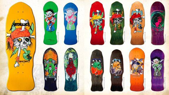 Skate Art - Art, Illustration, Design & Broken Boards by Romain ...