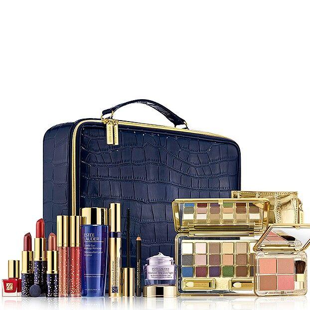 Estee Lauder 2021 Christmas Gift Set Este Lauder Makeup Gift Sets Estee Lauder Fragrances Makeup Gift