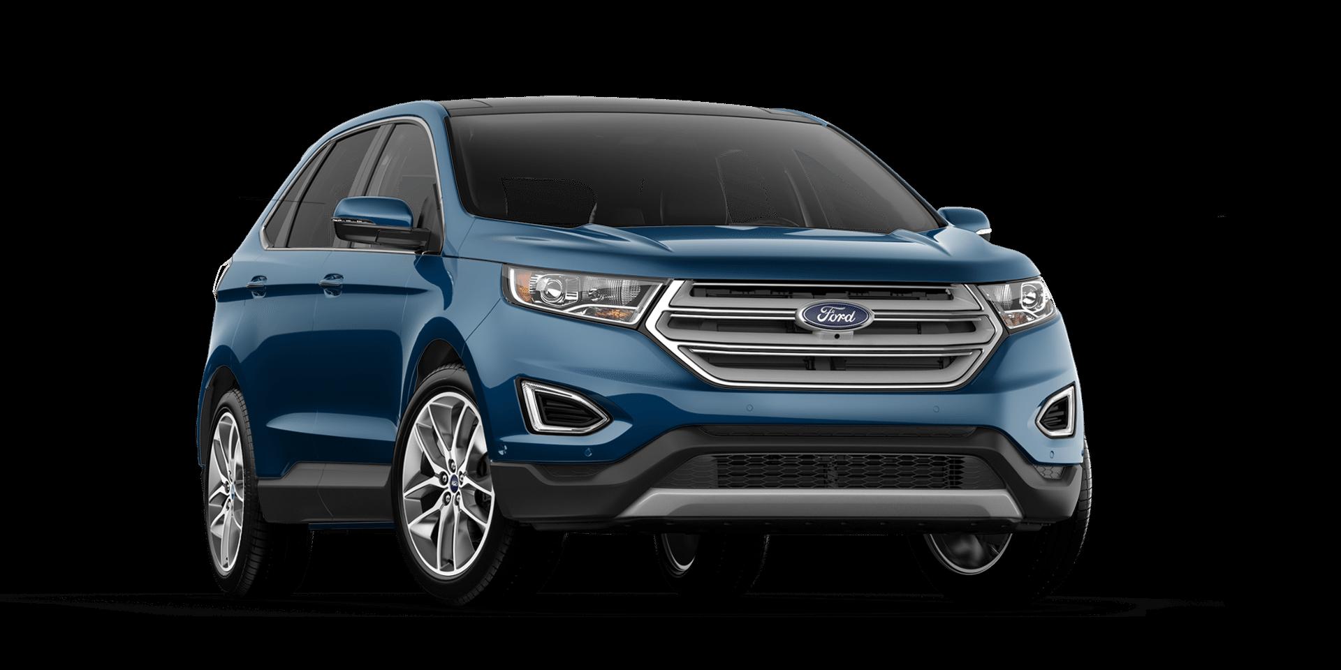 Ford Edge Build Price