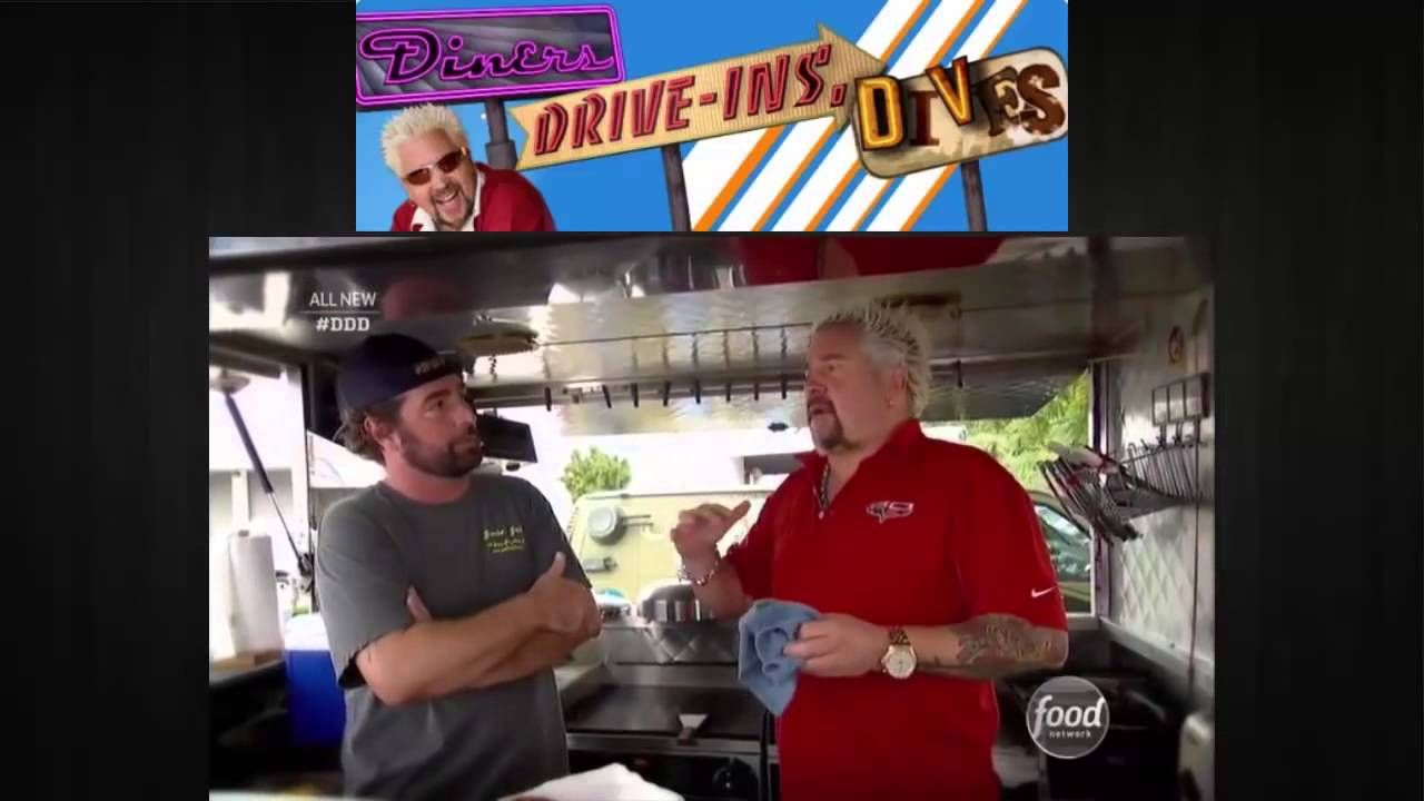 Diners drive ins and dives season 22 special food