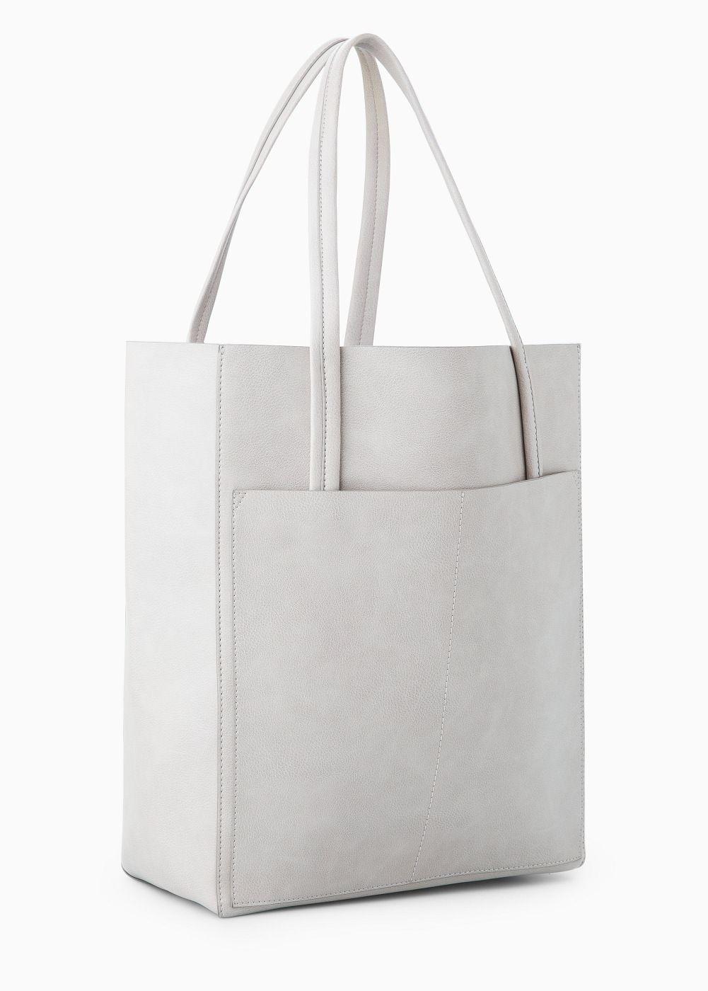 Carteira shopper bolso | Bolsos, Sacos y Closet minimalista