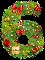 Yeni Il Hərfləri 2017 Christmas Alphabet Christmas Lettering Christmas Fonts