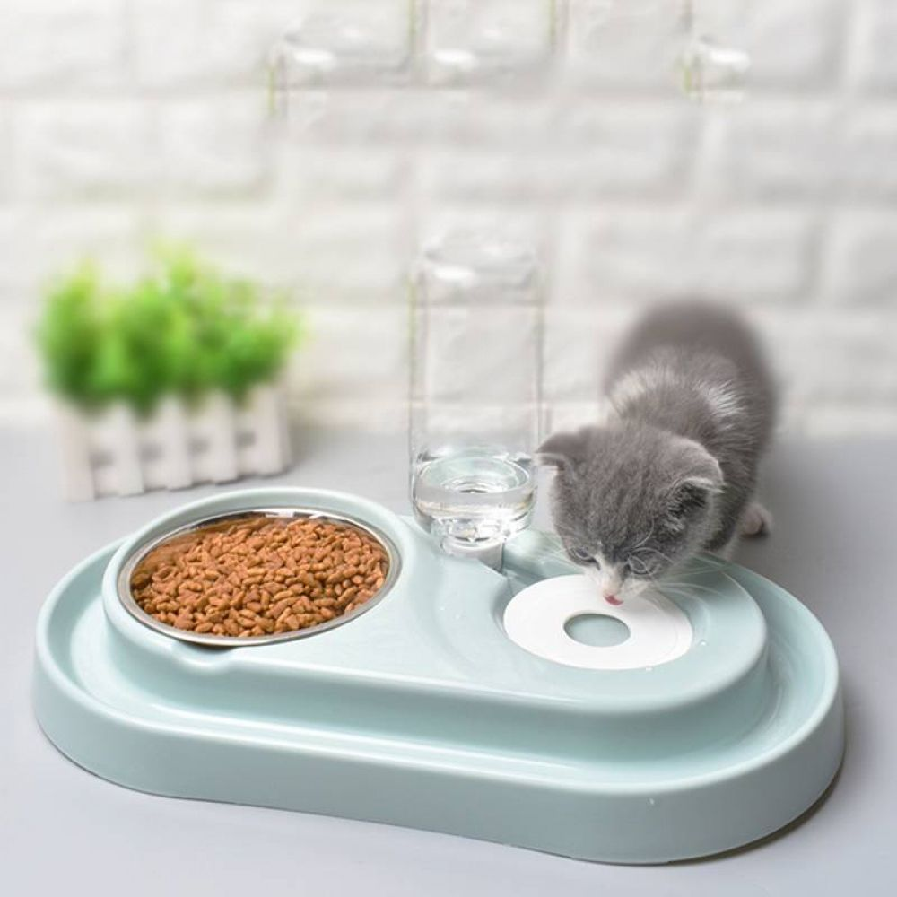 Automatic Water Food Feeder For Pets In 2020 Pet Bowls Cat Bowls Food Animals