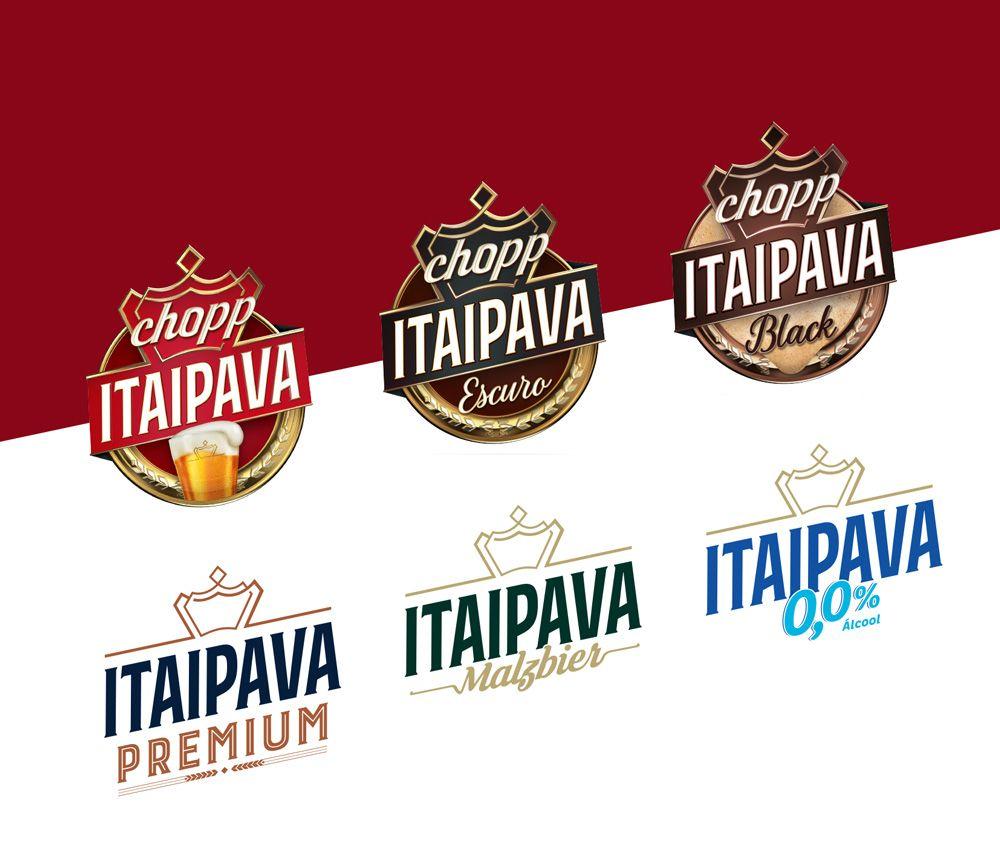Iatipava Refonte Par Futurebrand Logo Packaging Logos Mood