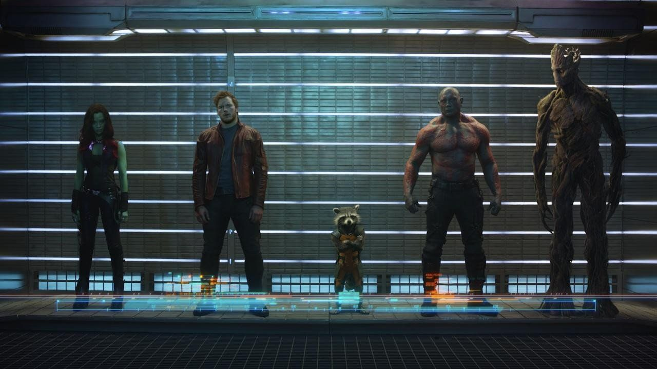 'Guardians Of The Galaxy' Marketing Artwork Revealed