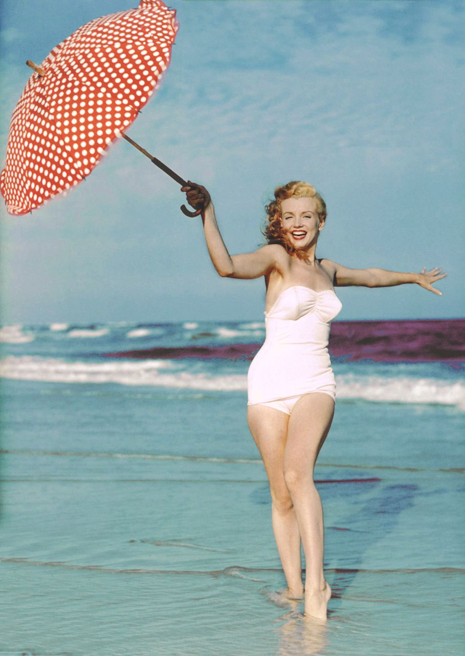 Marilyn Monroes nude calendar shoot to go on exhibition