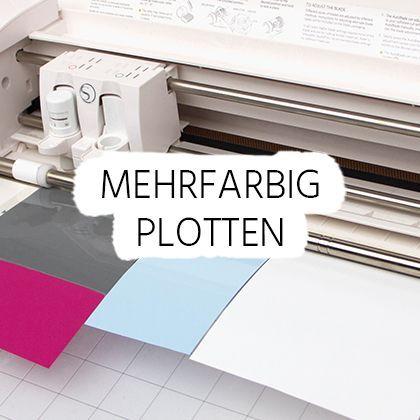 Multi-colored plotting