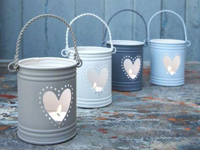 HOME DZINE Craft Ideas | Make a cardboard chandelier