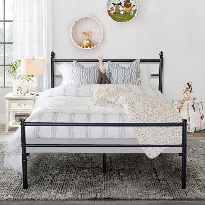 Best Crumpton Platform Bed In 2020 Bed Frame Platform Bed 640 x 480