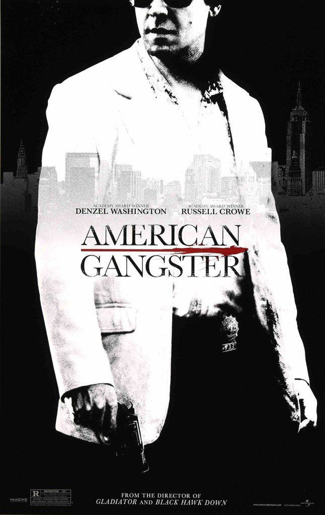 American gangster 2007 2000s 2007 american gangster