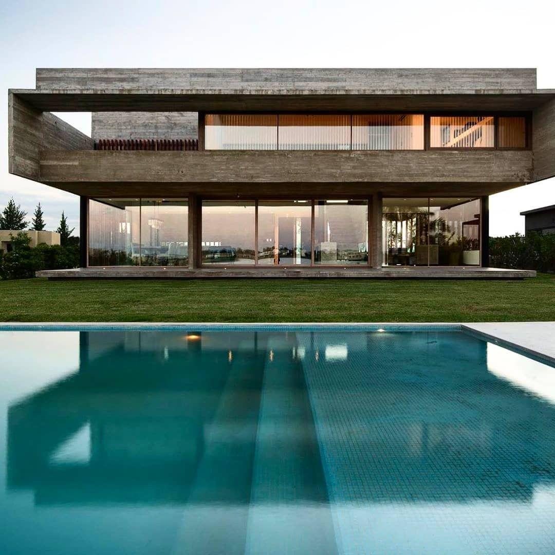 17 Casa 10 Buenos Aires Por lucianokruk.arquitectos.