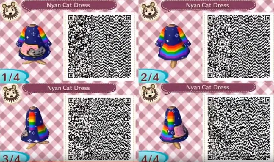 Animal Crossing New Horizons Qr Codes List In 2020