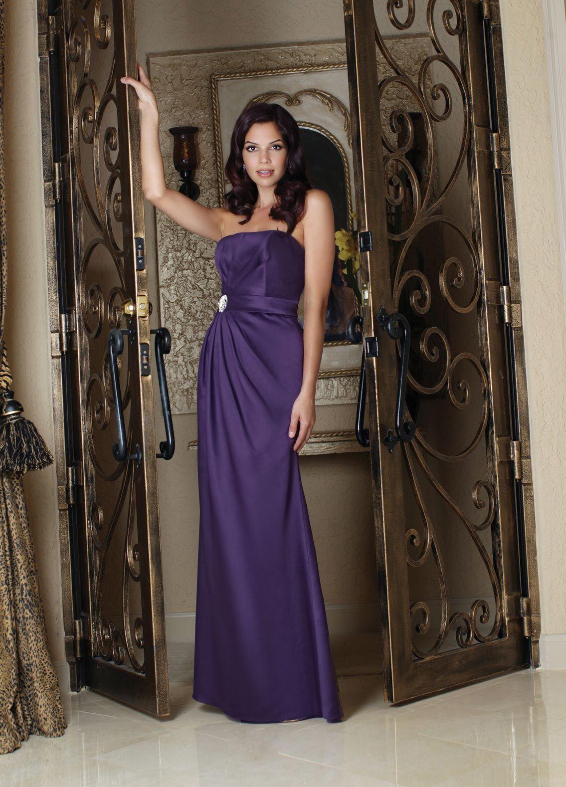 DA VINCI BRIDEMAID DRESSES 60119   Maid - Matron of Honor ...
