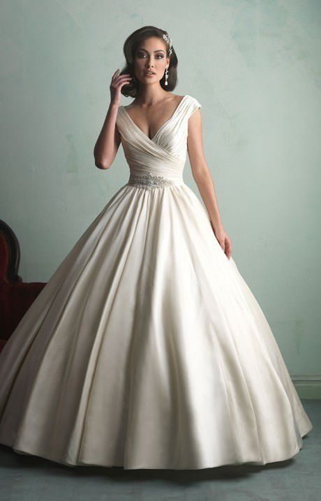 Allure Bridals 9155