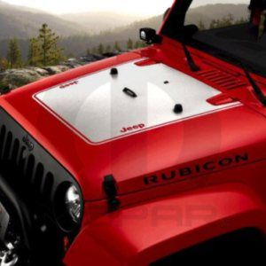 Jeep Wrangler Silver Hood Decal With Jeep Logo Jeep Decals Jeep Wrangler Silver Jeep Wrangler