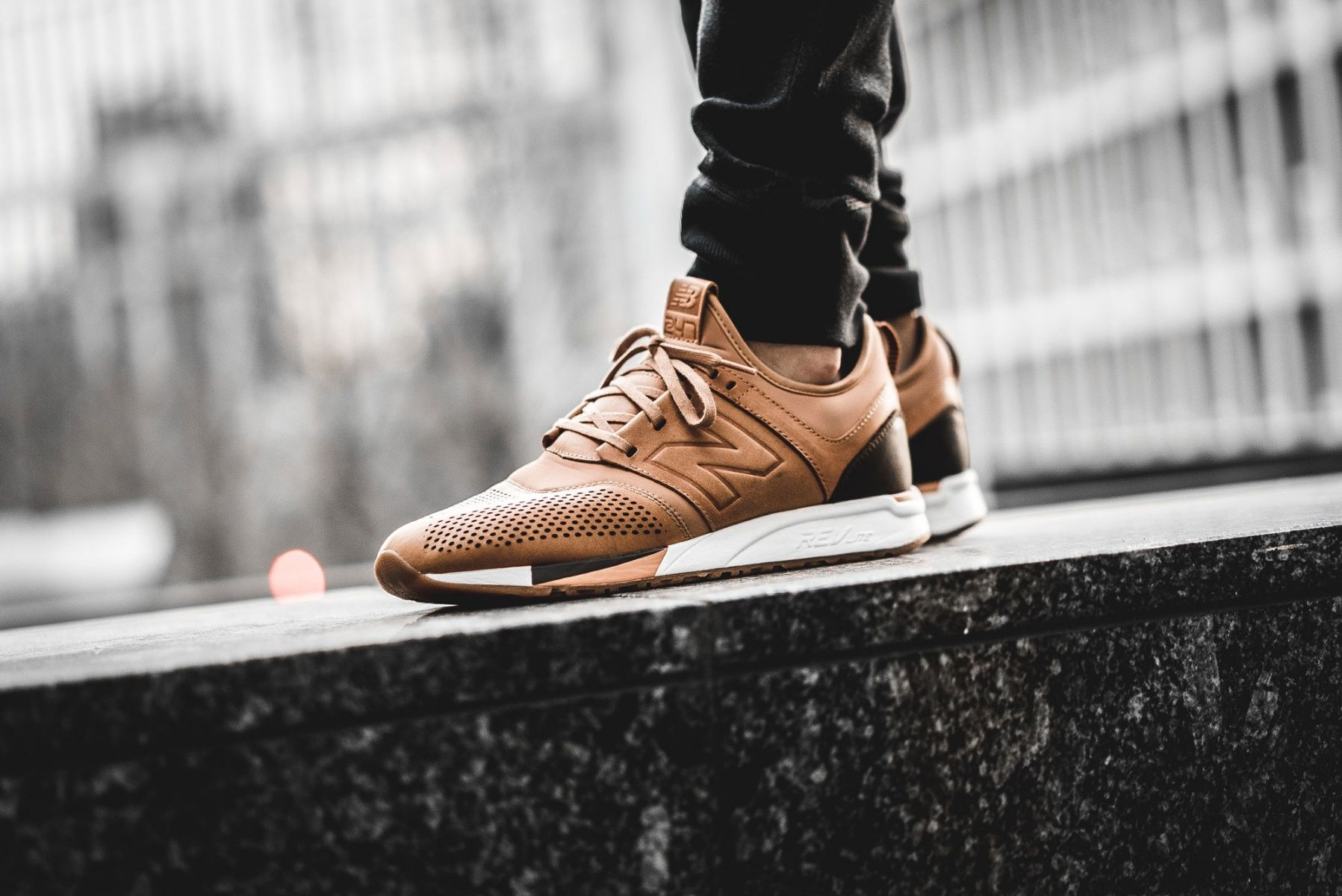 new balance 247 brown