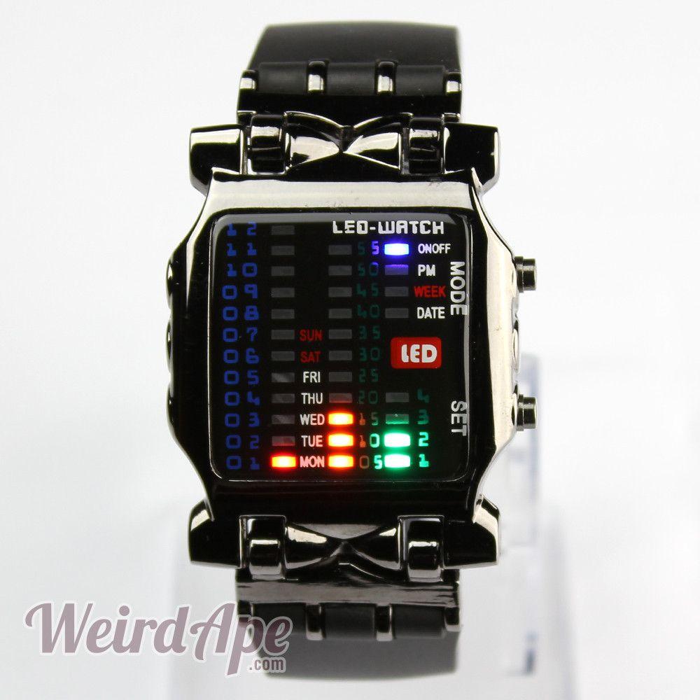 nebula futuristic watch pin pin pin watches for