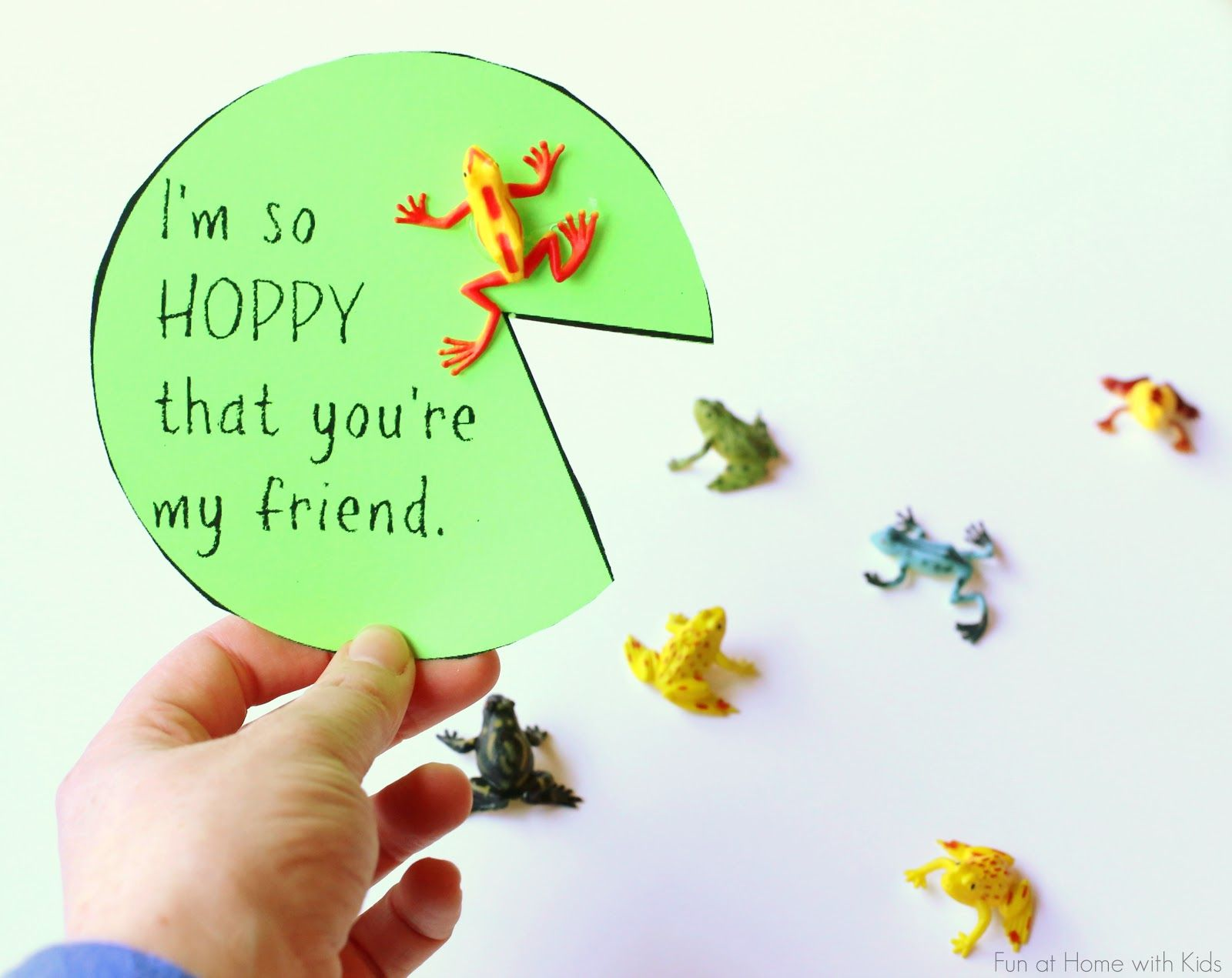 Free Printable Valentine S Day Friendship Card