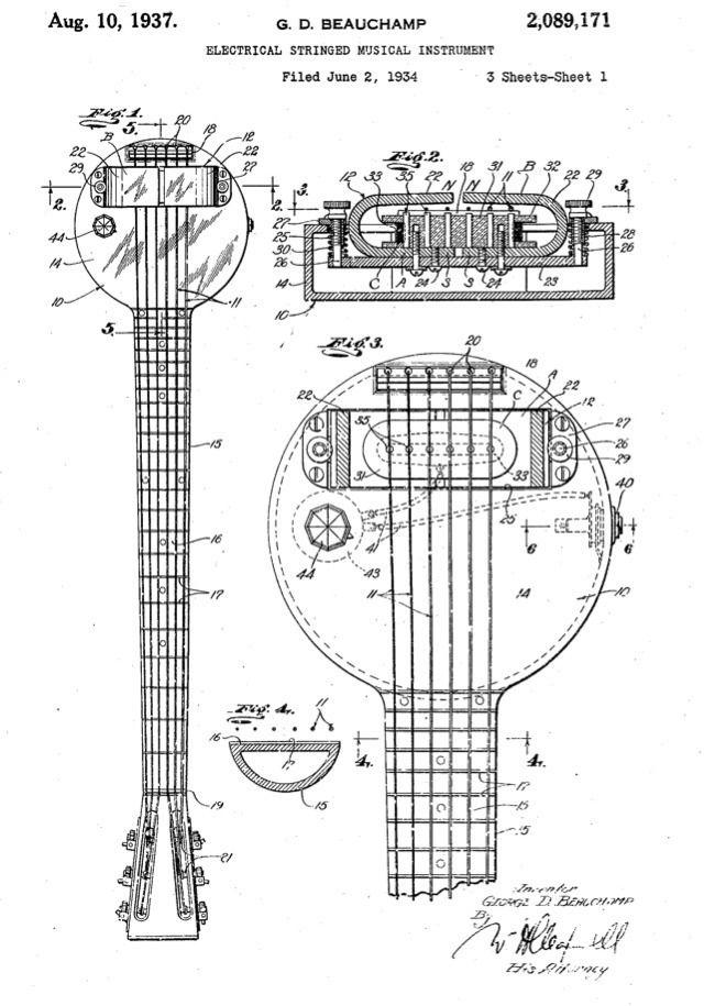 How an Electric Guitar Actually Works | Electric guitars, Guitar ...