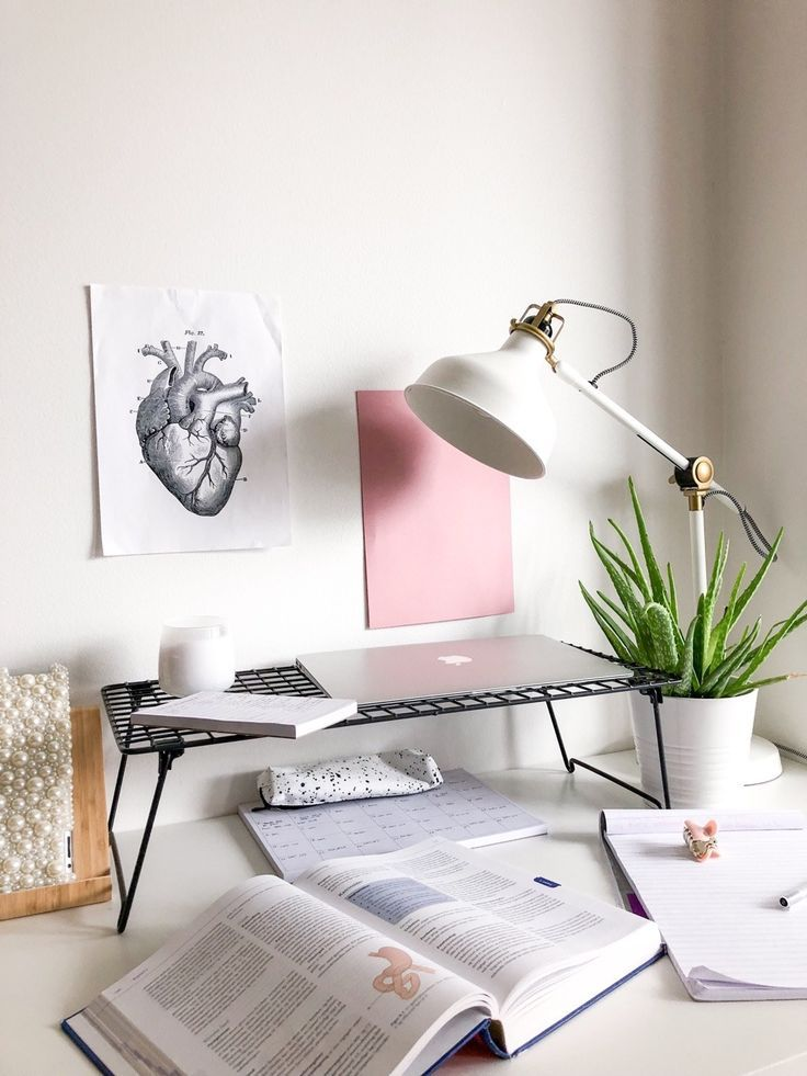 Quick Tips to Create a Productive Study Space images