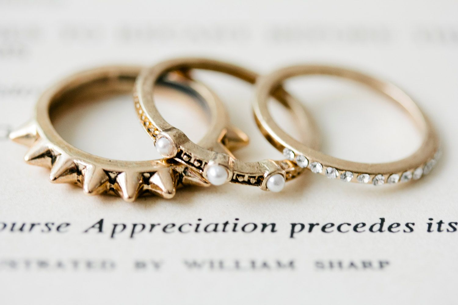 Pretty Artificial Ring For Girls Contemporary - Jewelry Collection ...