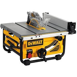Dewalt compact jobsite table saw with site pro modular guarding dewalt compact jobsite table saw with site pro modular guarding system 10 in greentooth Image collections