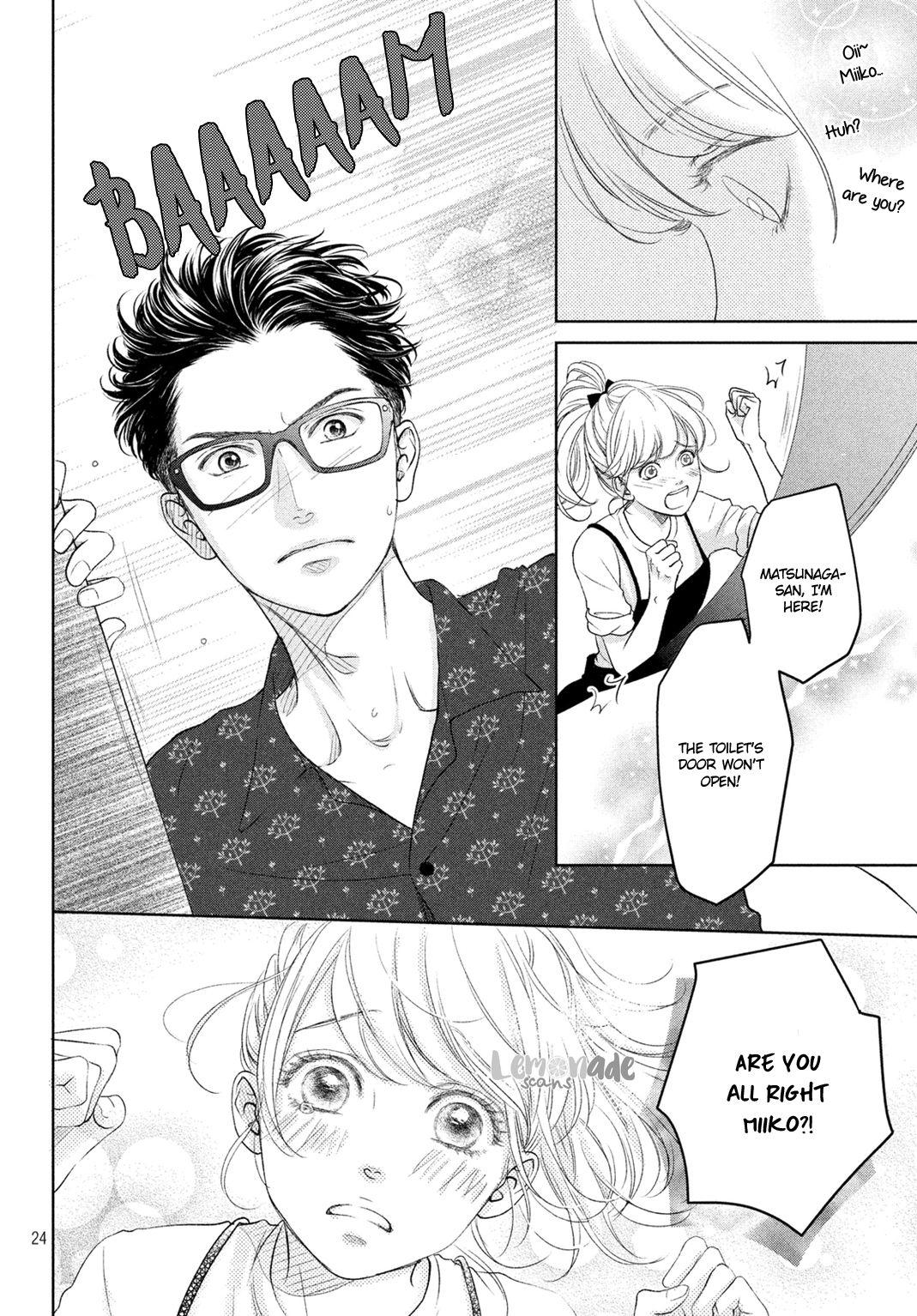 Read Manga Living No Matsunaga San Vol 001 Ch 002 Online In High Quality Anime Manga Mangas Romanticos Manga Shojo