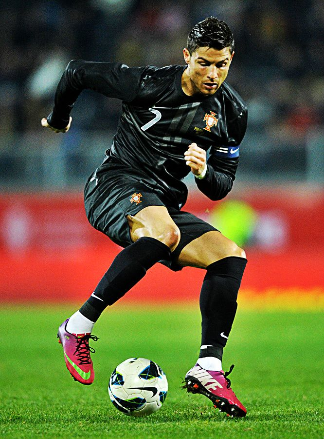 Cristiano Ronaldo. The Complete Package. CR7 Nike