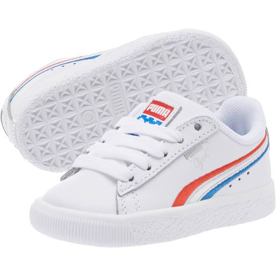 pretty nice 17eec bb66d Clyde 4th of July Sneakers | things in 2019 | Sneakers, Baby ...