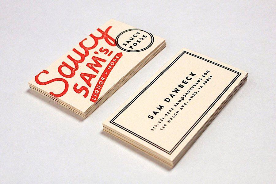 Saucy sams businesscard branding identity pinterest saucy sams businesscard business card colourmoves