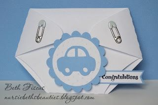 Svg Attic Blog Baby Card And Gift Bag With Beth Baby Cards Cards Baby Projects