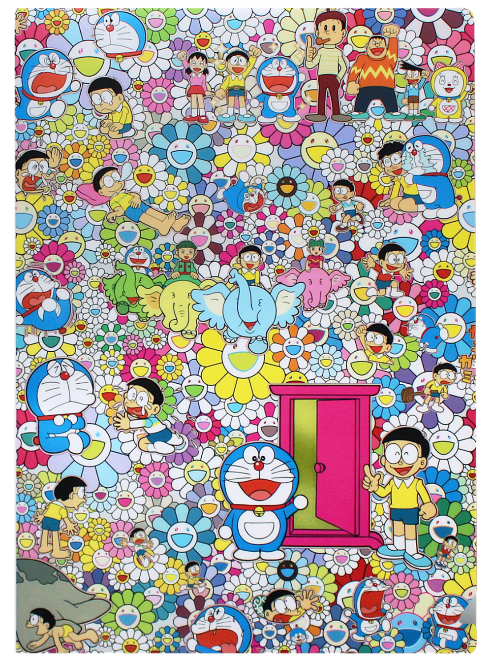 Kyoto is hosting a special Doraemon art exhibition this summer