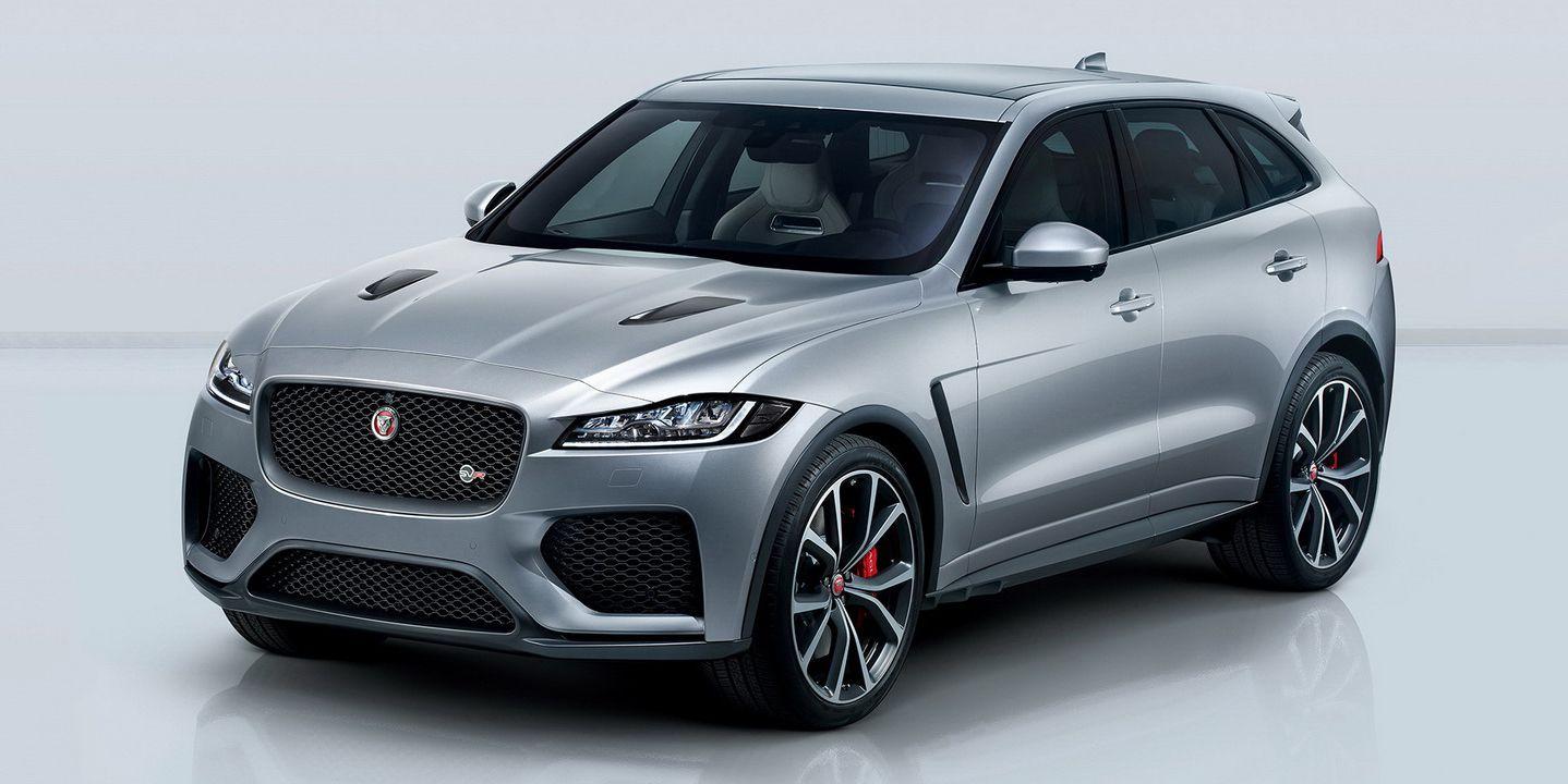 Jaguar F Pace Svr Review In 2020 Jaguar Car Jaguar Suv New Jaguar