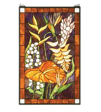 arts and crafts stained glass windows - Google Search