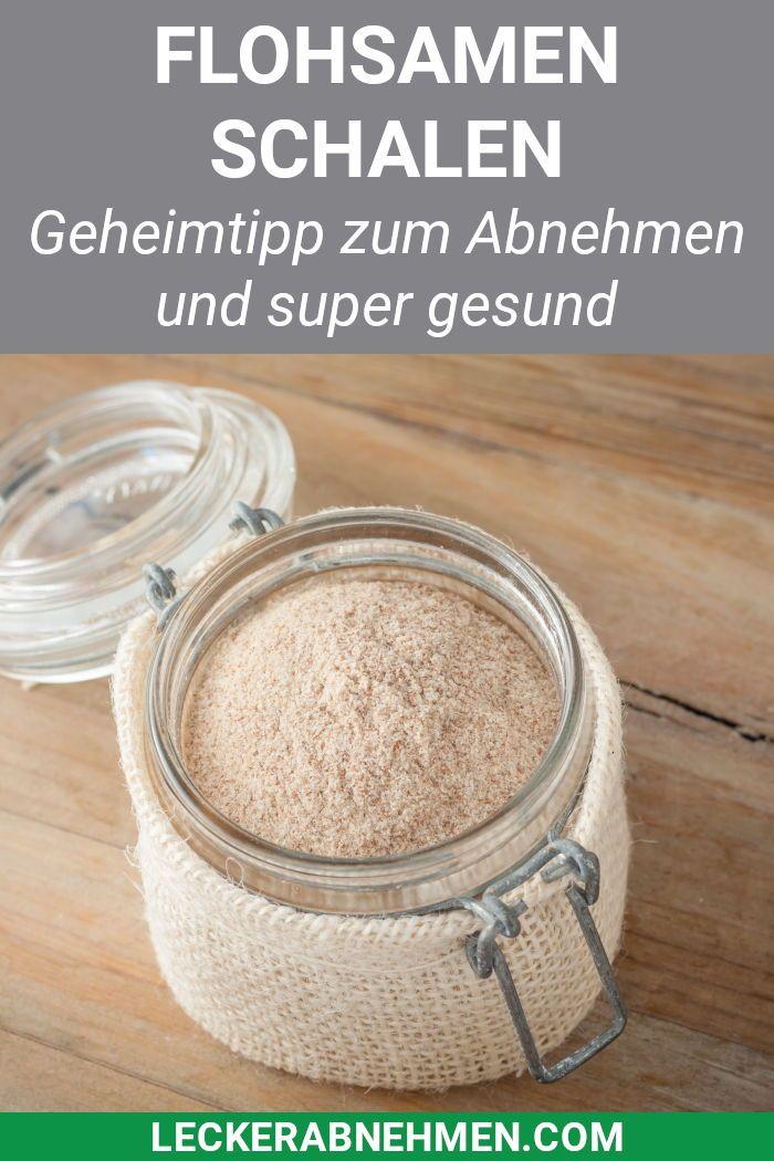 Photo of Mit Flohsamenschalen abnehmen – Rezepte, Wirkung und Darmreinigung