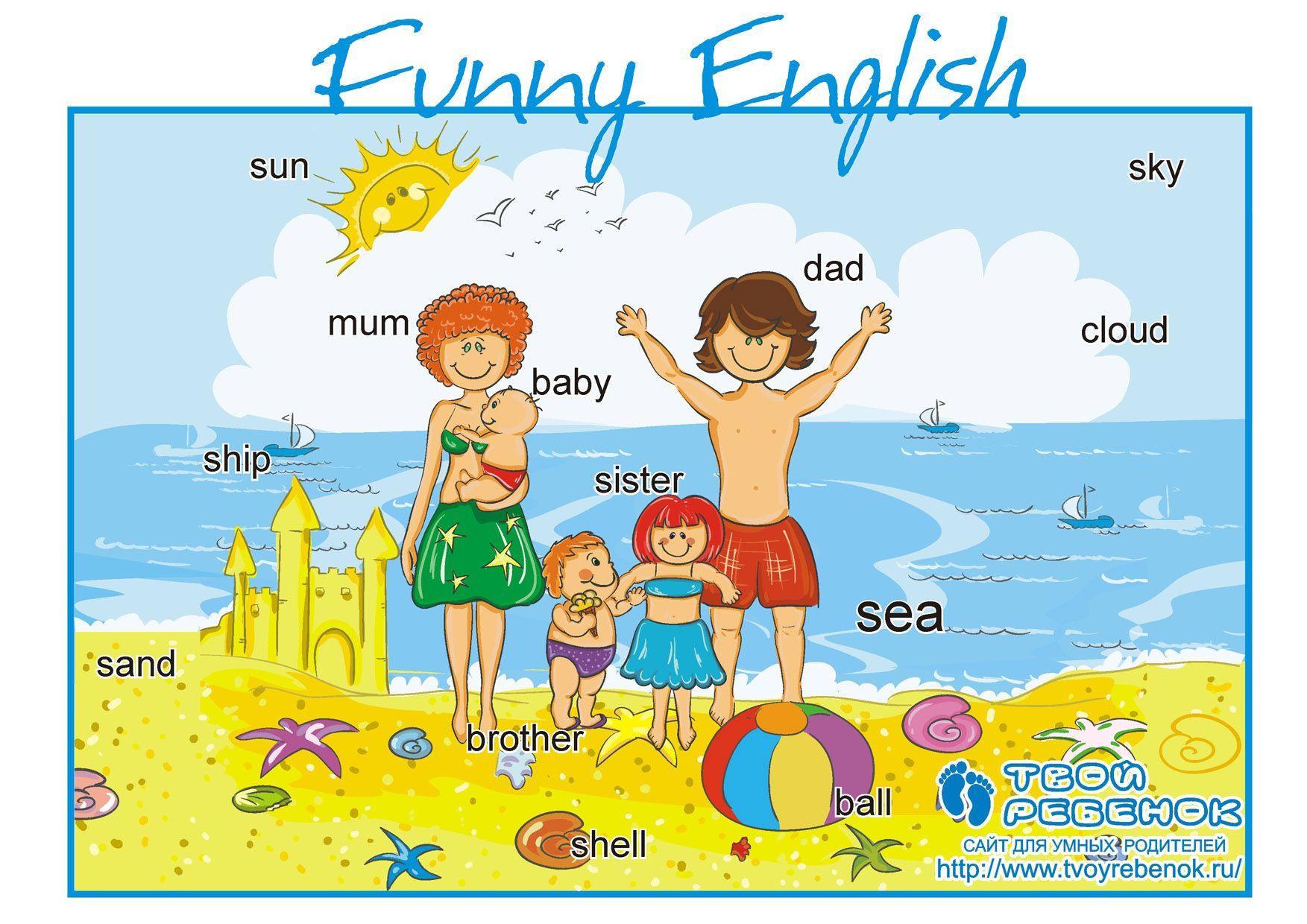 Открытка разворот, открытка по отдых на английском языке