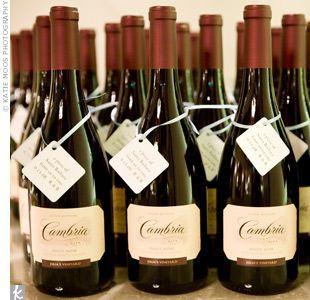 wedding gifts wedding ideas wedding stuff wine bottle favors wine
