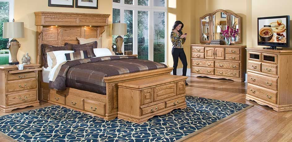 Oak Bedroom Furniture Bedroom Suites Sleigh Beds Bedroom Sets Wood Bedroom Sets Bedroom Sets Wood Bedroom Furniture Sets