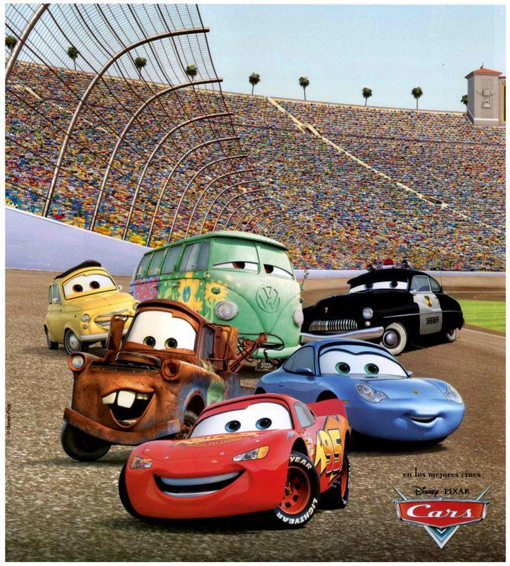 Martes De Pelicula Laminas Pintafun Disney Pixar Cars Disney Cars Pixar Cars