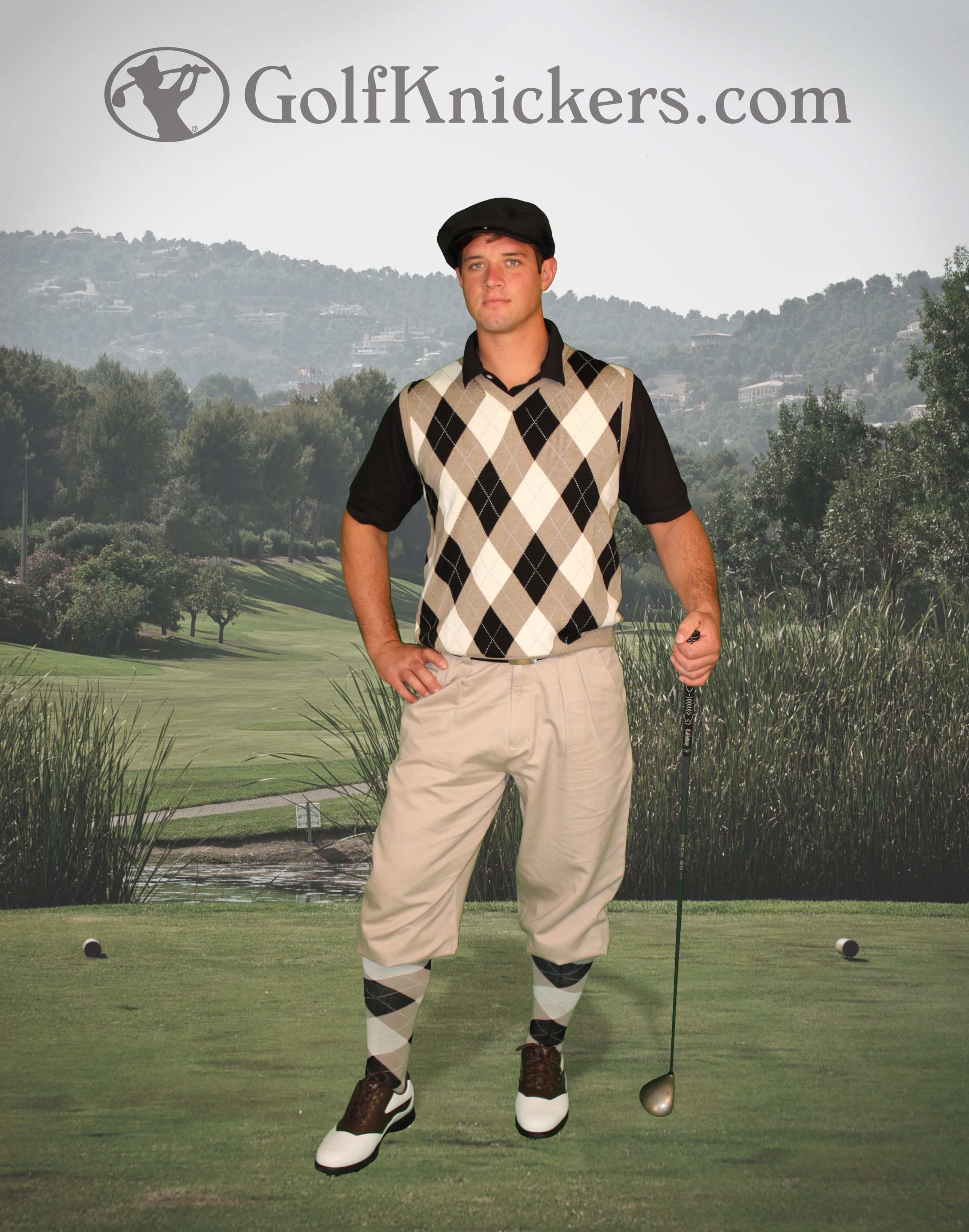 Plus Fours Knickers | ... at golf knickers and can only supply you ...
