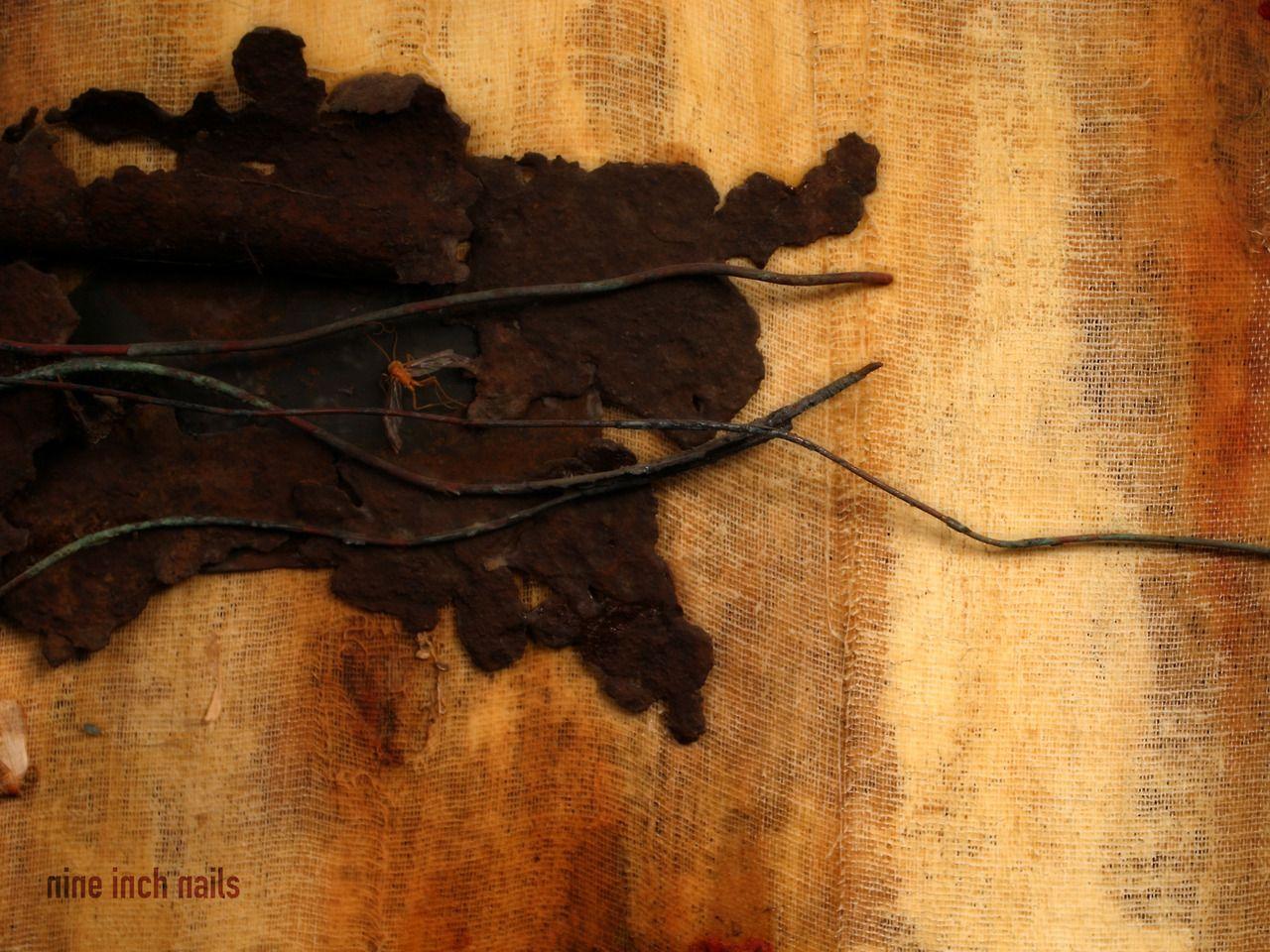 Hesitation Marks Wallpaper The Downward Spiral. A...