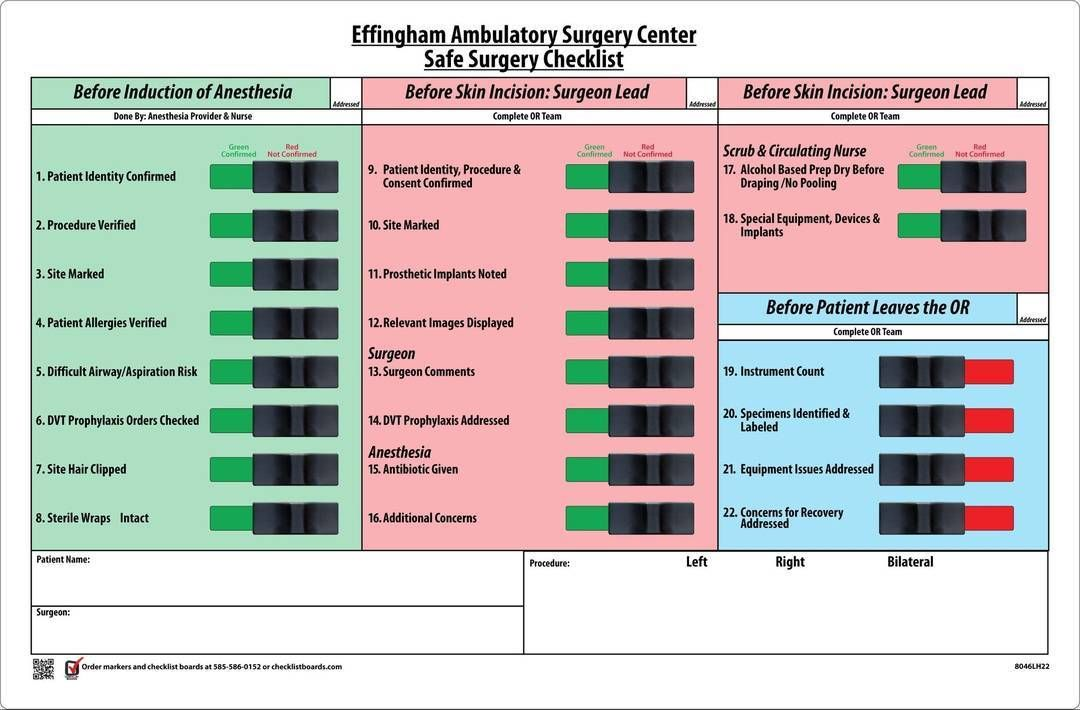 Effingham Illinois they have a 100 patient satisfaction rating and