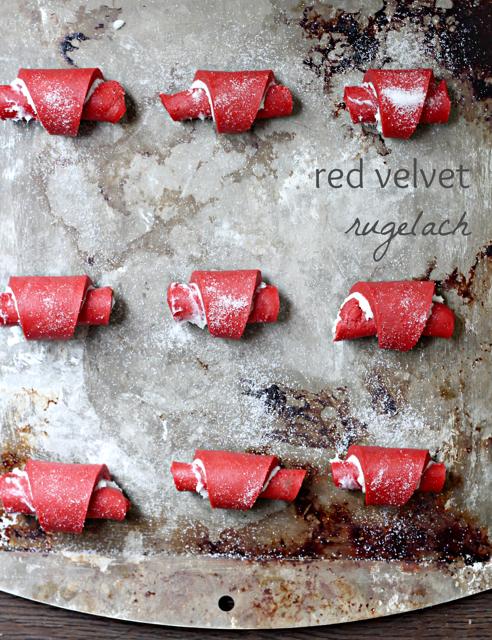 Red Velvet Rugelach - What Jew Wanna Eat