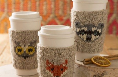 A Trick To Make Seaming Shoulders Easier Coffee Cozy Woodland