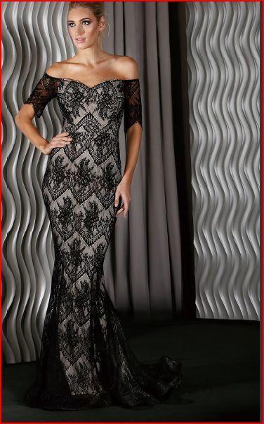 Dakota Lace Dress 9058 By Jadore Evening Jadore Dresses