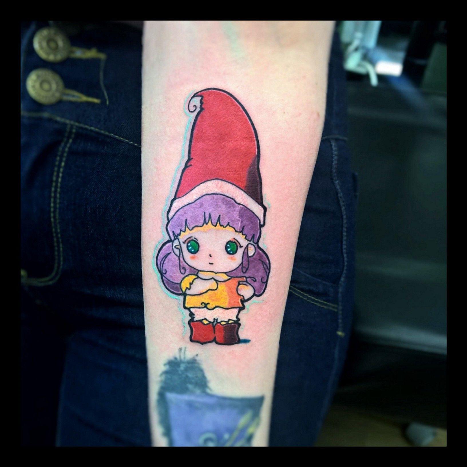 Little Memole / Wee Wendy anime television series cartoon