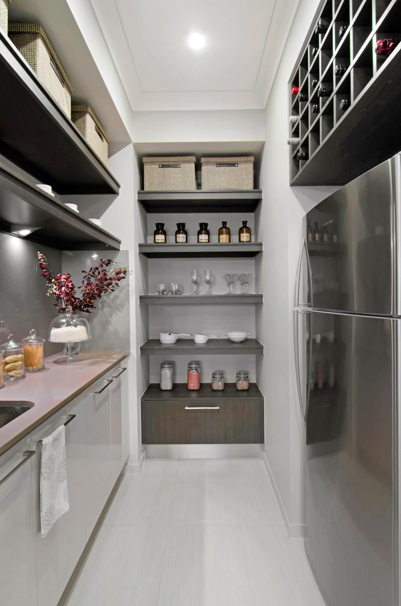 Butlers Pantry Designs Ideas Metricon Hemingway