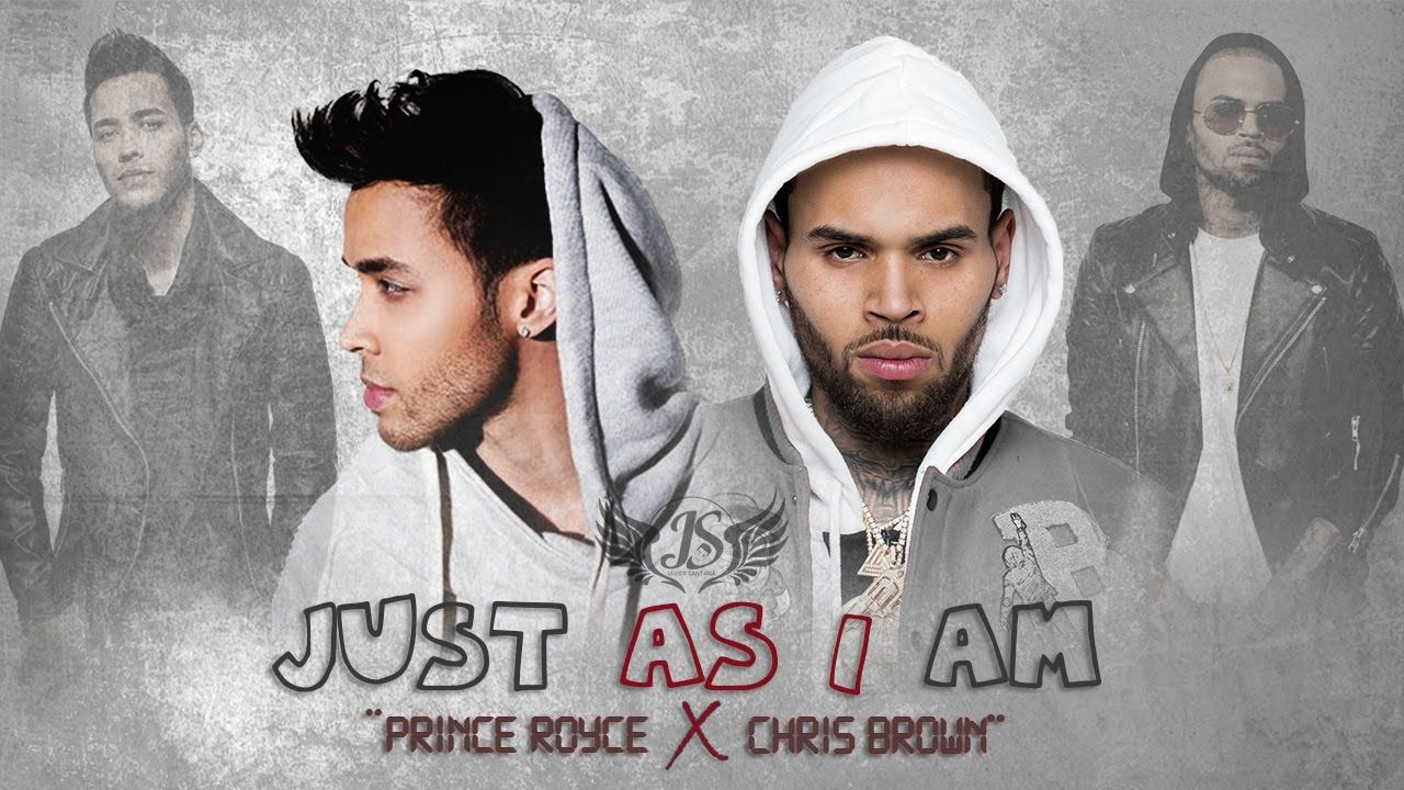 Prince Royce ft Chris Brown Just As I Am VideoLetra